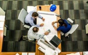 שיפוץ משרדים – VIP מעצבים לכם את המשרד ואת הבית